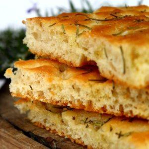 Foccasiya Bread