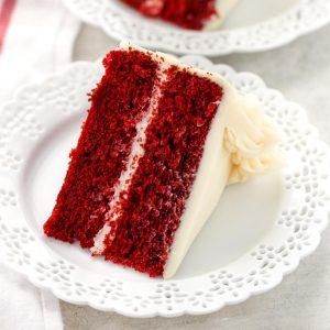 Red Velvet pastries