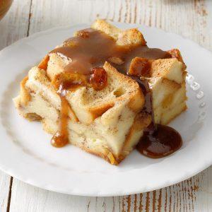 bread pudding cake