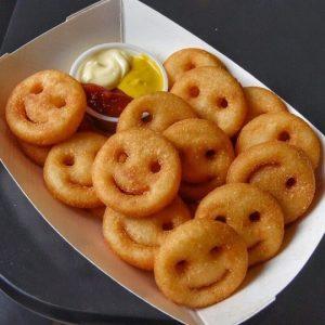 Potato Smile