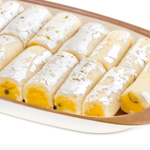 Abi sweets and pastries Kaju roll