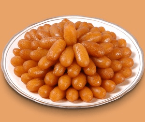 long jamun - Abi Sweets and Pastries